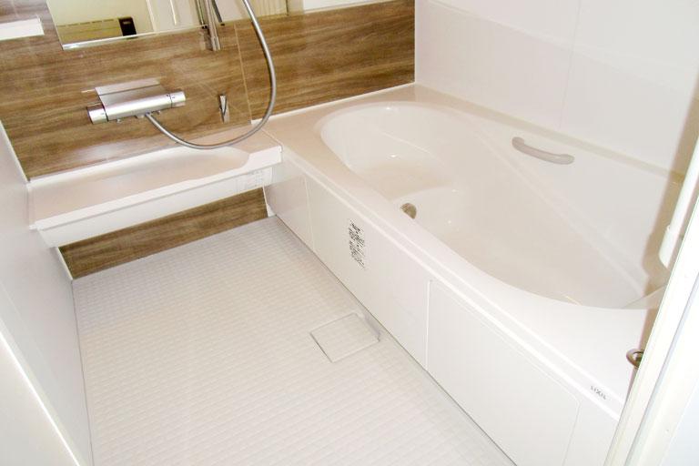 浴室工事 リフォーム後